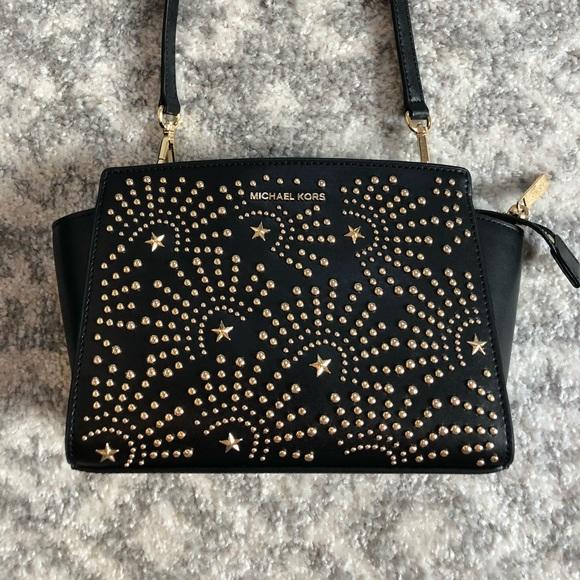 bb212c302df6 Michael Kors Bags | Studded Star Crossbody Bag Like New | Poshmark